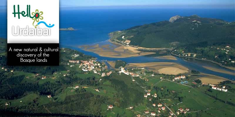 Hello Urdaibai nueva empresa de turismo en la comarca Busturia-Urdaibai