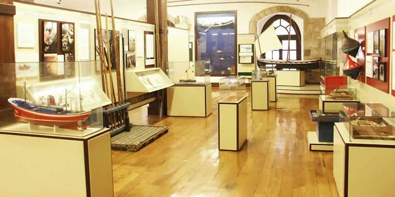 Museos costa vasca