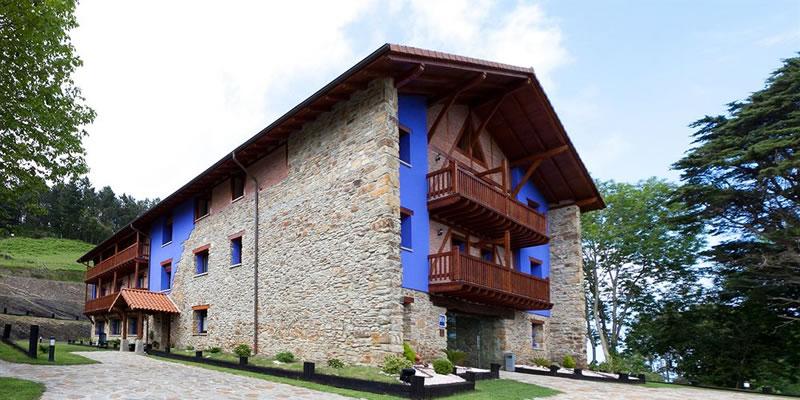 El Hotel Atxurra uno de los 10 mejores del País Vasco