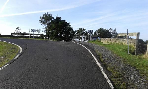 Paseos a pie Hotel Atxurra - Ruta 2