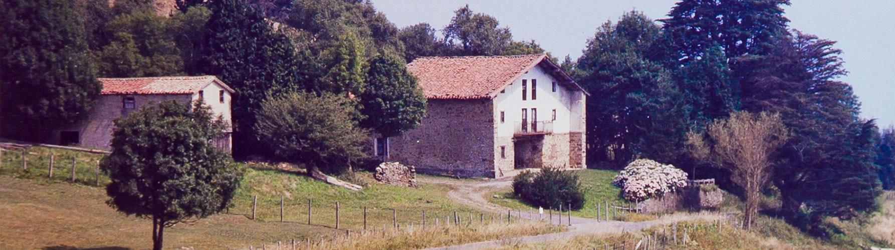 Caserio Atxurra Baserri