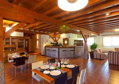 Cafetería Hotel Atxurra