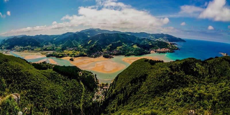 Urdaibai, primer destino de euskadi en sumarse a la carta europea de turismo sostenible
